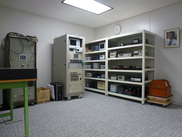 検査室を新設致しました。